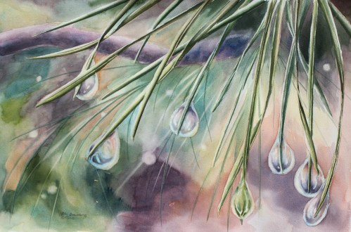 11. Droplets of Dew I