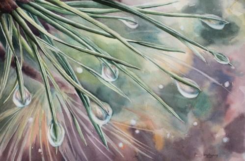 11. Droplets of Dew II